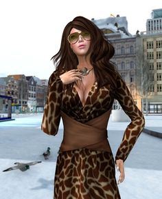 Second Life, Fashion