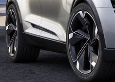 Audi Concept Wheel 2017