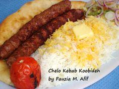 Chelo Kebab Koobideh