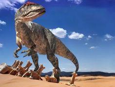 ABELISAURUS   日本發現大型暴龍科牙齒化石(*^ー^)ノ