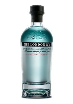 The London No 1 Gin mit neuem FlaschenDesign