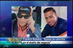 """Farándula Extrema Alex Macías analiza comentario de Franklin Romero quien dice:.. """" Romeo Santo es el dueño absoluto de la música tropical en la actualidad """""""