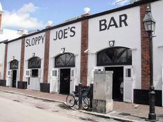 Miquelli's Amerikablog: Restaurant: Sloppy Joe's Bar – Key West, Florida