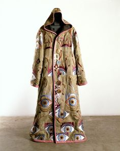 """artist's robe"" by grayson perry 2004"