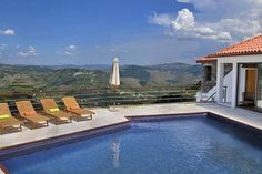 Check out this awesome listing on Airbnb: Douro Luxury Villa - FREE BREAKFAST & A DINNER! - Houses for Rent in Sanfins do Douro