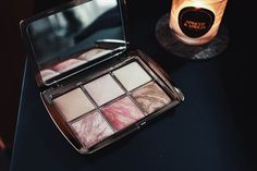 Hourglass Ambient Lighting Edit Palette.