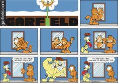 Garfield for 3/11/2018
