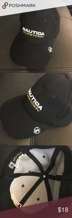 Nautica competition hat Nice hat,size L/XL Nautica Accessories Hats