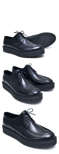 Classic & Dandy Oxford Creeper-Shoes 619 - GUYLOOK