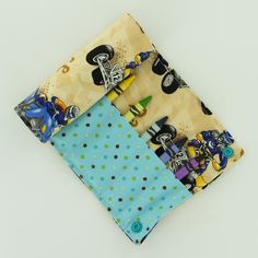 An I Like Big Buttons Christmas! Idea #20: Making a Crayon Roll with KAM Snaps – I Like Big Buttons.com
