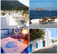 Hot spot de Panarea, na Sicília, o Hotel Raya é perfeito para uma hospedagem tranquila e é um dos destinos favoritos da Sister Mariana Cassou. Vem saber!