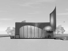 Gallery - RSAA Reimagines the Basilica With Modernized Church in China - 16