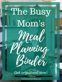 Our Favorite Family Meal binder helps to solve your meal planning problems. Includes recipe cards, grocery list, grocery price list and more! Save time and money on groceries. Meal Planning Binder, Budget Meal Planning, Cooking On A Budget, Freezer Cooking, Recipe Binders, Save Money On Groceries, All Family, Easy Food To Make, Piece Of Cakes