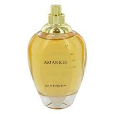 Amarige Eau De Toilette Spray (Tester) By Givenchy. Amarige Perfume by Givenchy, Created by the design house of givenchy in 1991, amarige is classified as a sharp, oriental, floral fragrance. This feminine scent possesses a blend of violet, mimosa, soft sweet spices, and orange flowers. Accompanied by fruity notes of fresh citrus, melons, peaches, and plums.