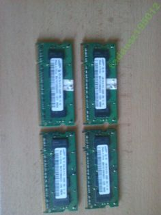 Samsung M470T2864QZ3-CF7 (1 GB, DDR2 RAM, 800 MHz)