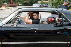 #Supernatural brings out the big guns TONIGHT on a new episode. @jensenackles @jaredpadalecki