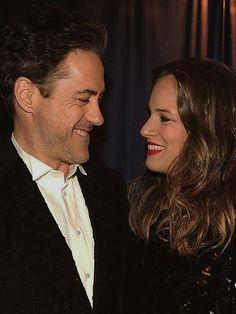 Robert & Susan Downey