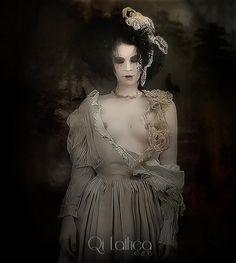 A broken woman - Creative Art in Digital Art by Qi Lathéa in Portfolio My digital art at Touchtalent