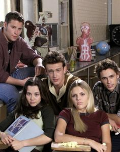 Everyday I wonder how this show got cancelled #FreaksandGeeks