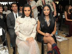 Kim Kardashian Wore Archival Givenchy to the Daily Front Row Awards. Los Angeles had a very stylish Sunday.