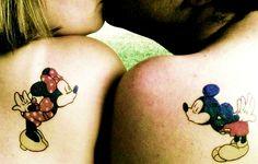 couple tattoo | Tumblr