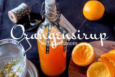 Amalie loves Denmark Orangensirup mit Kardamom