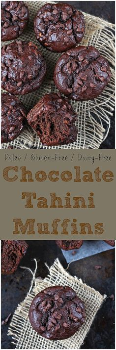 Can i make kimchi without sweet rice flour yahoo answers kim these chocolate tahini muffins are made without flour grain gluten or dairy sweetened naturally these muffins are gluten free paleo and dairy free ccuart Image collections