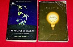 The City of Ember Books 1 & 2 Jeanne Duprau Grades 4 5 6 Age 8-12 FREE Shipping City Of Ember Book, Chapter Books, Book 1, Age, Free Shipping