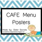 This pack includes posters to create an adorable reference bulletin board for your classroom students. Disclaimer: The Daily 5 and CAFE are trade...
