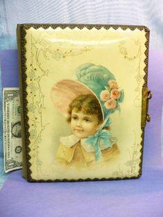 cabinet card album cover