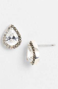 Judith Jack 'Amore' Stud Earrings available at #Nordstrom