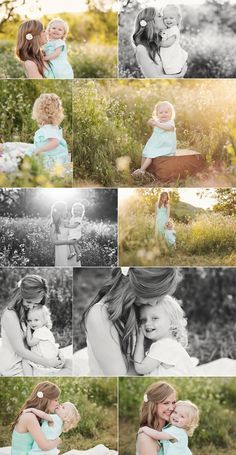 GORGEOUS mom/daughter shoot