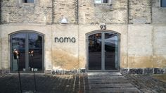 noma restaurant. number 1 restaurant in the world. walk by not eat there....