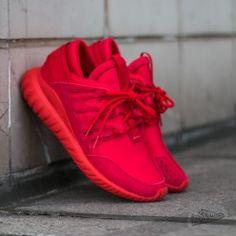 ddba1672cd7c adidas Tubular Nova Red  Red  Core Black Adidas Nmd r1
