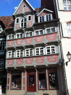 ... In Quedlinburg (16. Jh.)