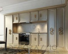 #kitchen #furniture #design комплект в кухню Giusti Portos Medea, Medea