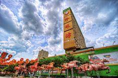 HDR Photo: People's Park Complex, Chinatown, Singapore