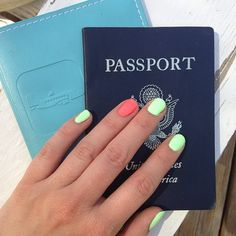 Oh the places your Color Club mani will go! Don't forget to share the nail polish color you got in your box this month with #bbwanderlust for a chance to win 100 polishes!