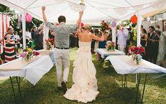 Per abbattere i costi del tuo #matrimonio, puoi pensare di organizzare il #ricevimentonuziale nel giardino di casa tua! via: pianetadonna