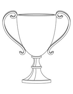 Coloring book: Trophy coloring pages for kids Trophy Craft, Diy Trophy, Trophy Cup, Coloring Pages For Kids, Coloring Books, School Holiday Crafts, Kids Prizes, Shape Coloring Pages, Kids Awards