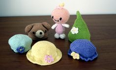 Free! - Hats for the Karla Doll