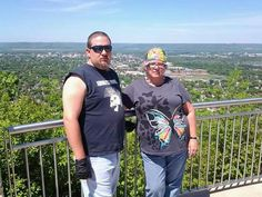 Me and my son Roger Fleener Jr