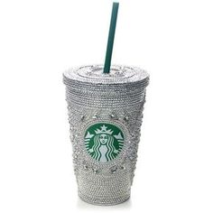 Swarovski Starbucks Mugs by Trouvaille Gallery - Polyvore