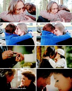 #Rumbelle Season Finales: reunion//separation//marriage//reconciliation
