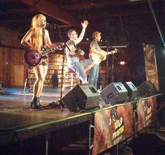 The Raging Idiots with Lindsay Ell 192 photos and videos  Diamond Ballroom - Oklahoma City, OK  July 24, 2015 via CrowdAlbum