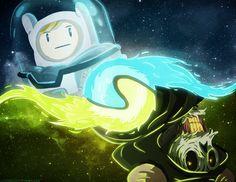 A história COMPLETA do Adventure Time - Pt. 2: a Guerra do Cogumelo