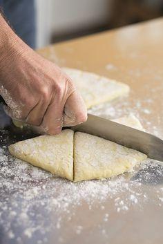 Kimberly L. Jackson - Kimberly L. Jackson at home - St. Patrick's Day recipe: Chef Kevin Dundon's easy potato bread 'farls'