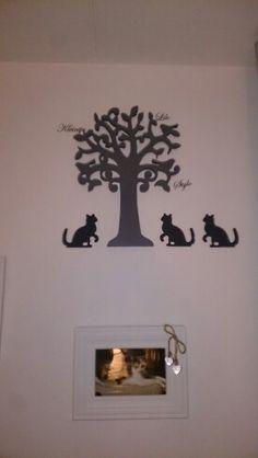 Mijn katten stamboompje