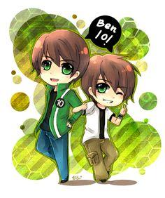 Chibi Ben 10