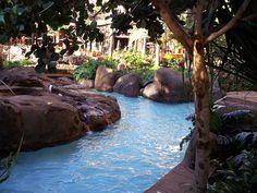 Disney Aulani Lazy River
